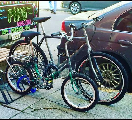 service de bicicleta full y basico. restauracion. venta.