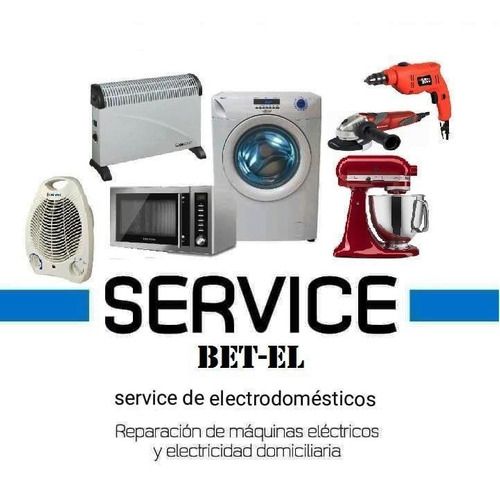 service de electrodomésticos y electridad domiciliaria