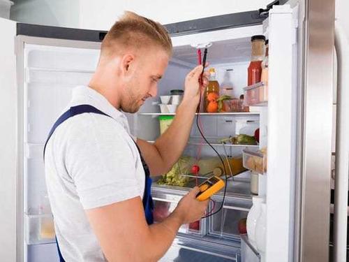 service de heladera carga gas aire técnico a domicilio