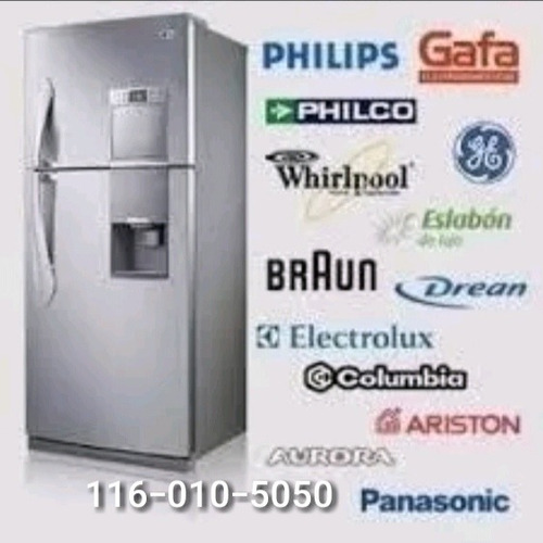 service de heladera carga gas reparacion plaqueta whirlpool