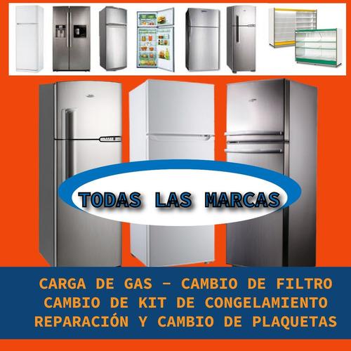 service de heladera pinchadura split aire acondicionado