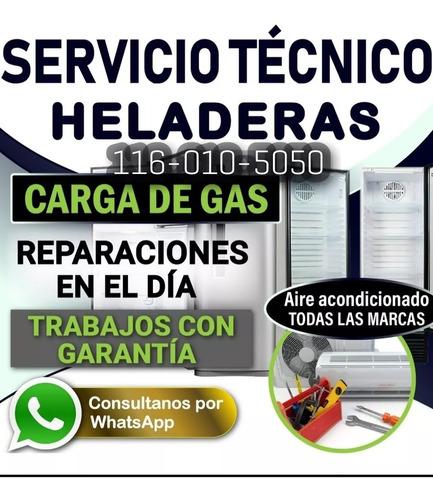 service de heladeras carga gas patrick gafa ge electrolux lg