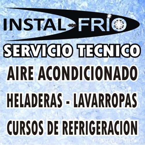 service de heladeras instal frio especialistas en no frost!!