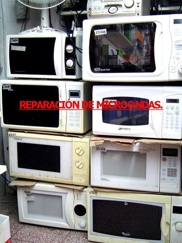 service de hornos microondas
