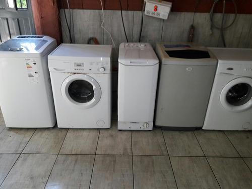 service de lavarropas automáticos
