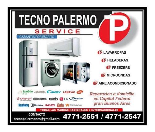 service de lavarropas, heladeras, aires, microondas