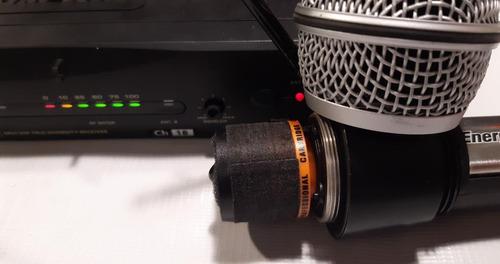 service de microfonos inahalambricos y mano