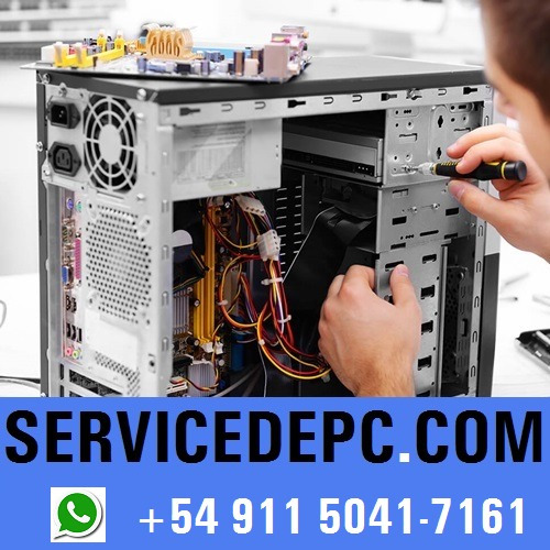 service de pc a domicilio cap. fed. puerto madero recoleta