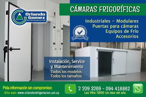 service de refrigeracion comercial familiar 365 dias 24 hs