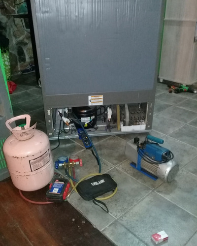 service de refrigeracion comercial y familiar