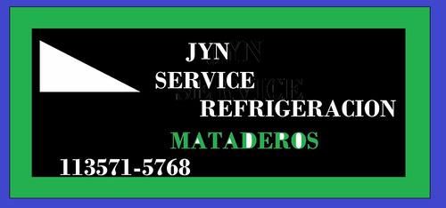 service e instalacion equipos split centrales jyn service