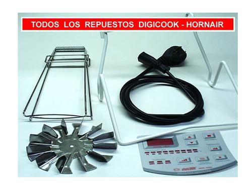 service en el acto - horno digicook- repuestos hornair