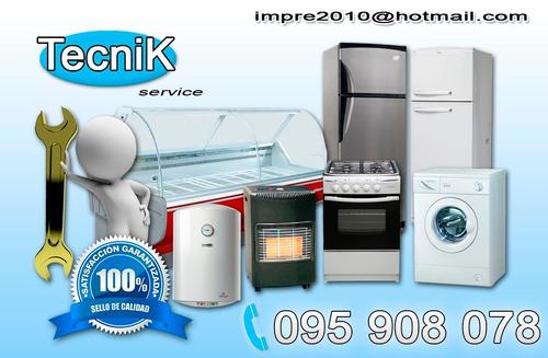service estufas gas heladeras.calefones, lavarropas, cocinas