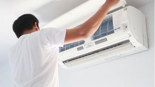 service heladera carga gas reparacion aire split recarga