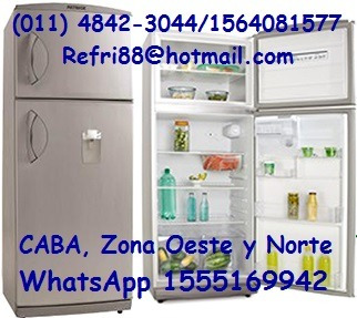 service heladeras  aire acondicionado instalador matriculado