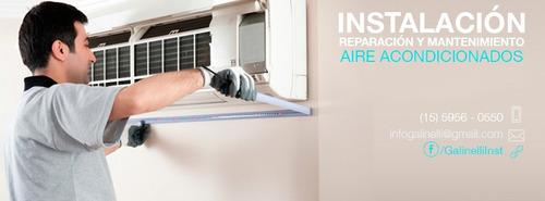 service heladeras aires acondicionados lavarropas