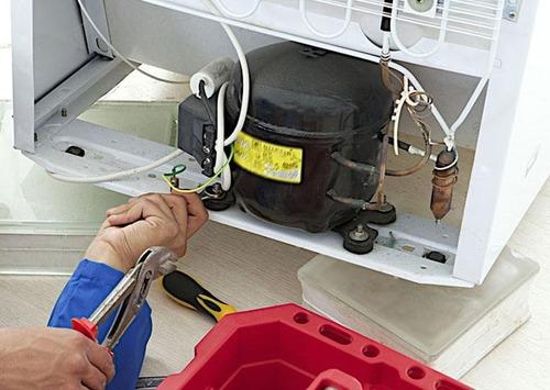 service heladeras carga gas técnico recoleta nuñez palermo