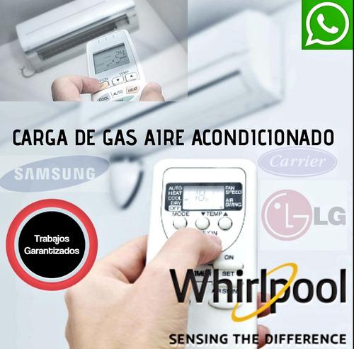service heladeras carga reparacion aire tecnico whirlpool  5
