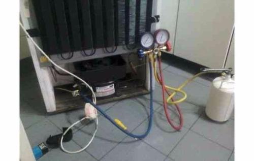 service heladeras comerciales, camaras,carga gas, reparacion