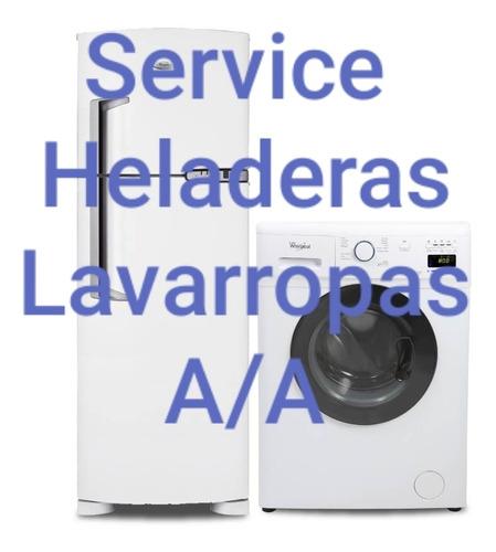 service heladeras lavarropas aire ac drean electrolux whirlp