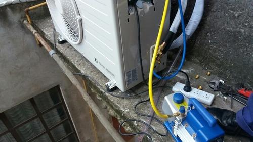 service heladeras lavarropas aire acond.