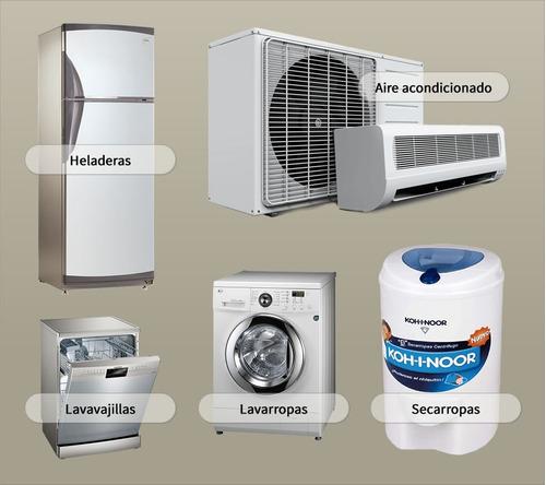 service heladeras lavarropas lavavajillas zona sur