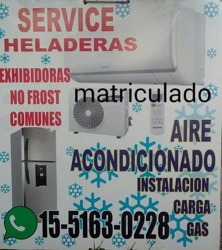service heladeras y aire acondicionado