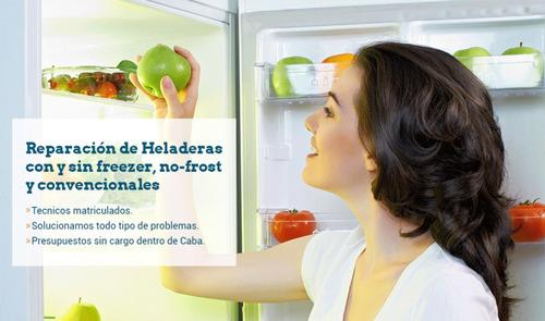 service heladeras y freezer comerciales y hogareñas