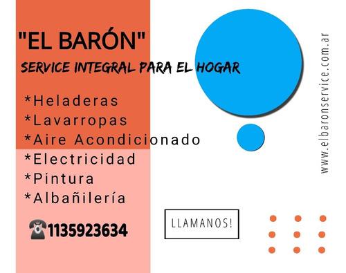 service heladeras y lavarropas/whirlpool/candy/lg/drean/gafa