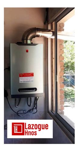 service instalación mantenimiento de calderas a gas gasista