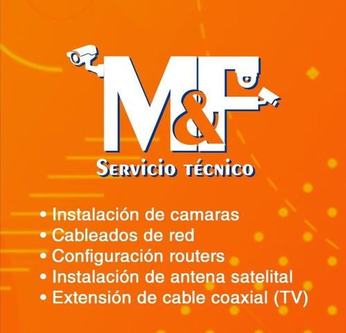 service, instalacioncámaras cctv,router,cableados,tv antenas
