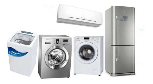 service lavarropa heladera aire acondicionado