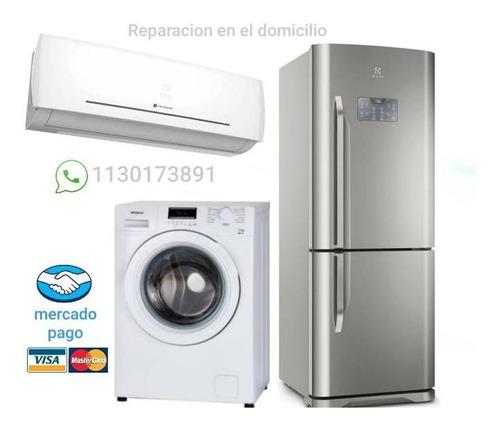service lavarropa heladera aires aa arreglos en domicilio