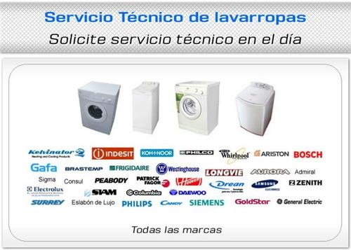 service lavarropas automaticos