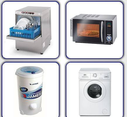 service lavarropas heladeras aire acondic james whirpool