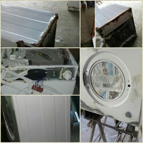 service lavarropas secarropas microondas aire acondicionado