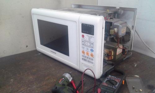 service lavarropas y heladeras -carga gas