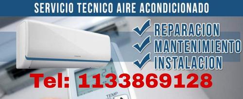 service, mantenimiento e instalacion de aires acondicionado