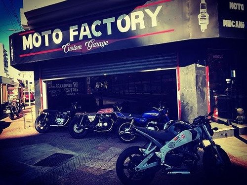 service mecanico de moto