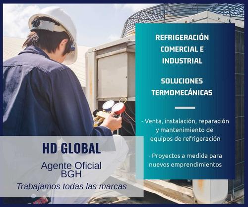 service oficial bgh aire acondicionado - split - centrales