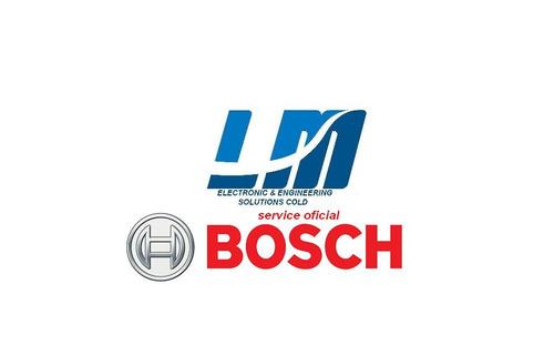 service oficial bosch reparacion de plaquetas todos los mod.