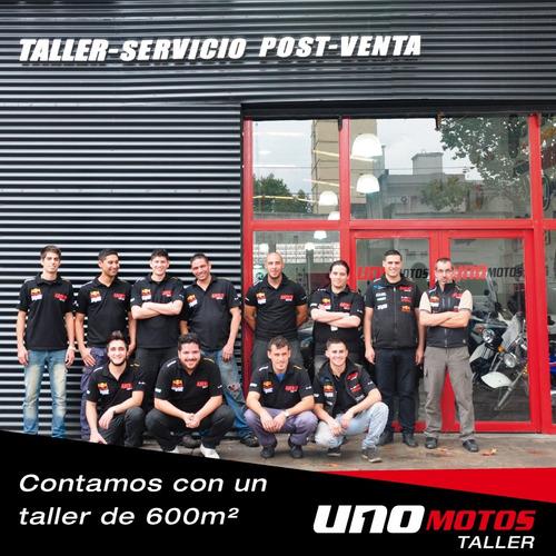 service oficial de motocicletas zanella (unomotos)