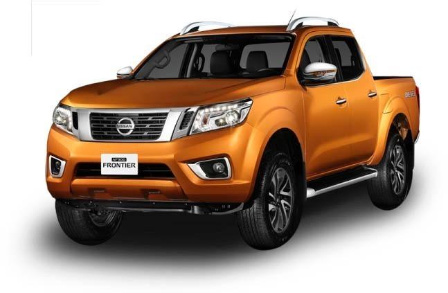 Nissan d23