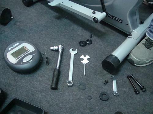 service olmo reparacion cintas elipticos plataformas