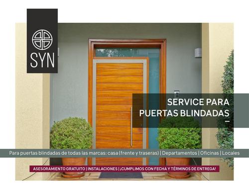service puertas blindadas pentagono cepeda