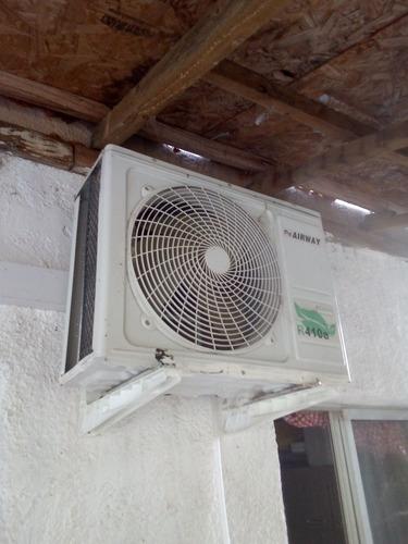 service refrigeración, aire acondicionado, electricidad