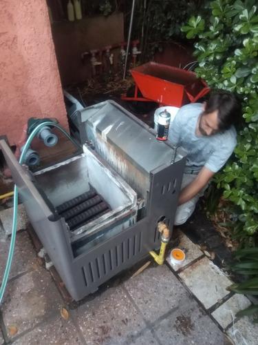 service reparación calderas peisa baxi ocean ariston caldaia