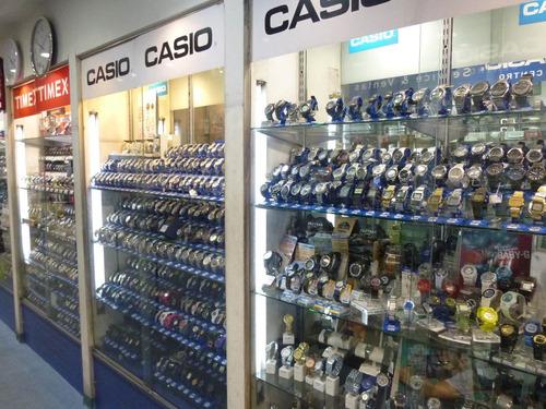 service reparación cambio pila sellado vidrio malla de reloj