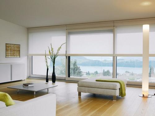 service reparación colocación mantenimiento cortinas roller