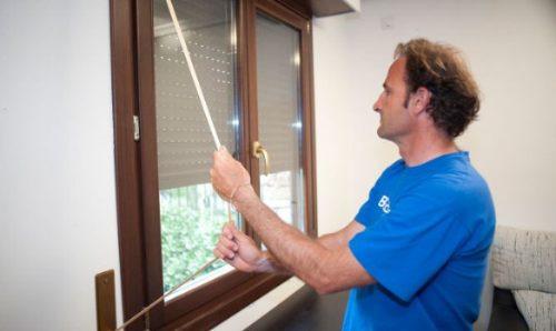 service reparación cortinas de enrrollar,costo a convenir.